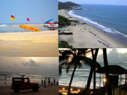 Alluring Vistas Of Goa