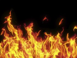 Man Allegedly Burns Children To Death After Woman Resists Rape