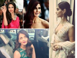 Ash To Kat Bollywood Celebs At Cannes With Gorgeous Looks