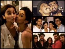 Inside Pics Deepika Padukone Bash Bollywood Celebs Party Hard