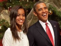 Kenyan Lawyer Offers Obama 50 Cows 70 Sheep 30 Goats To Marry His Daughter Malia