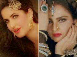 Rekha Quits Fitoor Due To Katrina Kaif Beauty