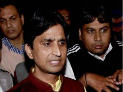 Kumar Vishwas Summoned Over Illicit Relationship Charge