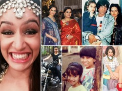 Rare And Unseen Pictures Of Shraddha Kapoor