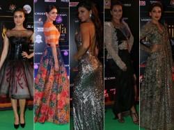 Iifa 2015 Shraddha Jacqueline Hot Bollywood Actress Green Carpet Iifa Rocks