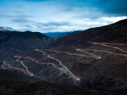The World S Most Frightening Roads