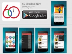 Download 60 Seconds Now Android Mobile App Latest News In Brief Indian Languages