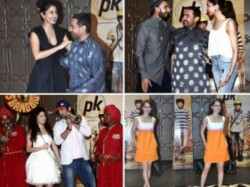 B Town Actors Attend Aamir S Pk Success Party
