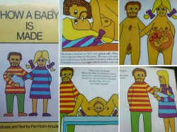This Graphic Childrens Book How A Baby Is Made Will Leave You Utterly Traumatized