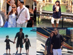 Rare And Unseen Holiday Pictures Of Bollywood Celebrities
