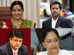 Lalit Modi Controversy In Pics