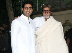 Case Against Senior And Junior Bachchan For Insulting The Tricolour