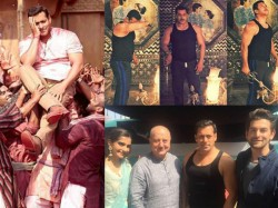 Leaked Pictures Salman Khan On The Sets Of Prem Ratan Dhan Payo