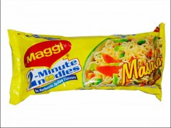 Delhi Banned Maggi Being Sold At Soaring Price In Black Plastic Bags