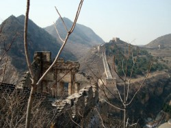 China S Great Wall Is Disappearing Says Report