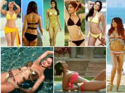 Bollywood S Hottest Bikini Babes