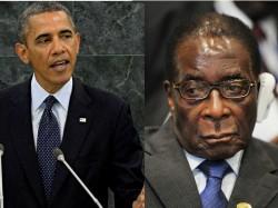 Mugabe Perhaps I Should Ask Obama To Marry Me