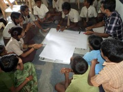 Over 35 Percent Rural Indians Still Illiterate