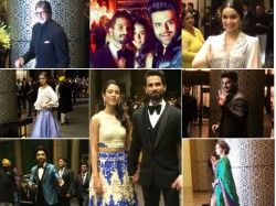 Shahid Kapoor Mira Mumbai Wedding Reception Celebrities Who Attended