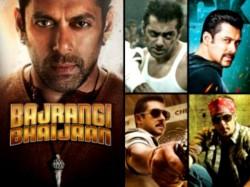 Bajrangi Bhaijaan Kick To Sultan Salman Khan S 8 Blockbuster Eid Releases
