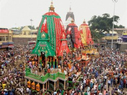 Century S Biggest Jagannath Rath Yatra Begins In Puri
