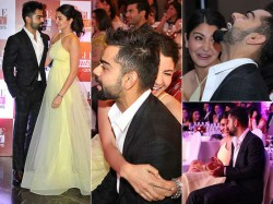 Unseen Candid Pics Virat Kohli Anushka Sharma On Their Date Night