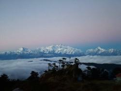 India Tourism Mountain Peaks