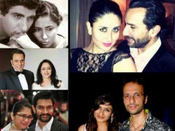 Famous Bollywood Second Marriages