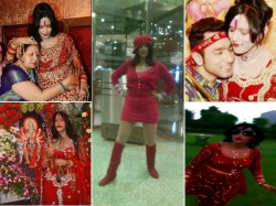 Shocking Pic Revealed Now Rahul Mahajan Embarrasses Godwoman Radhe Maa