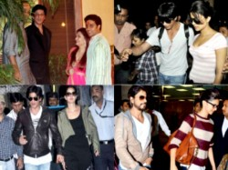 When Shahrukh Khan Secretly Got Clicked By The Paparazzi