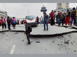Earthquake Yet Again Fresh Tremors Jolt Nepal