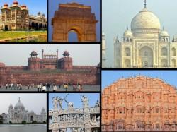 India Tourism Famous Monuments