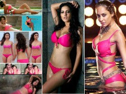 Pics Of Alia Sunny Leone And 10 Actresses Who Looked Hot In Pink Bikini