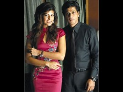 Shahrukh Khan Jacqueline Fernandez Adorable Moments
