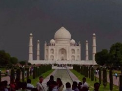 E Tickets For Night Visit To Taj Mahal Soon