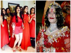 A Radhe Maa Themed Kitty Party Whatever Next