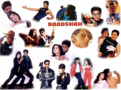 Some Unknown Facts About Shahrukh Khan Starrer Baadshah