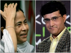 Sourav Ganguly To Host Reality Show On West Bengal Cm Mamata Banerjee S Request