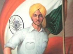 Bhagat Singh Terrorist Not Martyr Says Akali Dal Leader