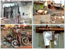 Jhabua Explosion Caused By Gelatine Sticks Not Gas Cylinder 89 Dead