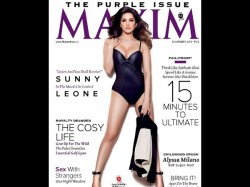 Sunny Leone S Best Magazine Covers