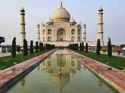 Entry To Taj Mahal Becomes 200 Percent Costlier