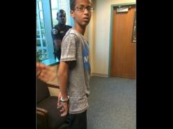 Muslim Boy Brings Home Made Clock School In Us Arrested