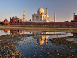 Japanese Tourist Dead After Falling From Stairs At Taj Mahal