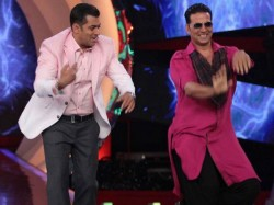 Bigg Boss 9 Double Trouble Akshay Kumar Salman Khan Co Host