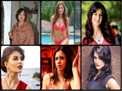 Foreign Beauties Bollywood