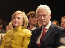 Shocking Revelation Hillary Clinton Used To Beat Bill Clinton