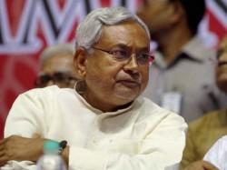 Embarrassment For Nitish Kumar Jdu Minister Caught On Camera Taking Bribe