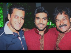 Salman Khan To Make His Telugu Film Debut With Ram Charan