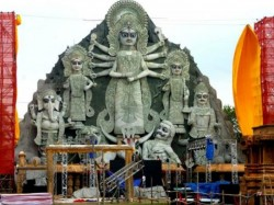 Tallest Durga Idol Will Soon Find A Display Venue